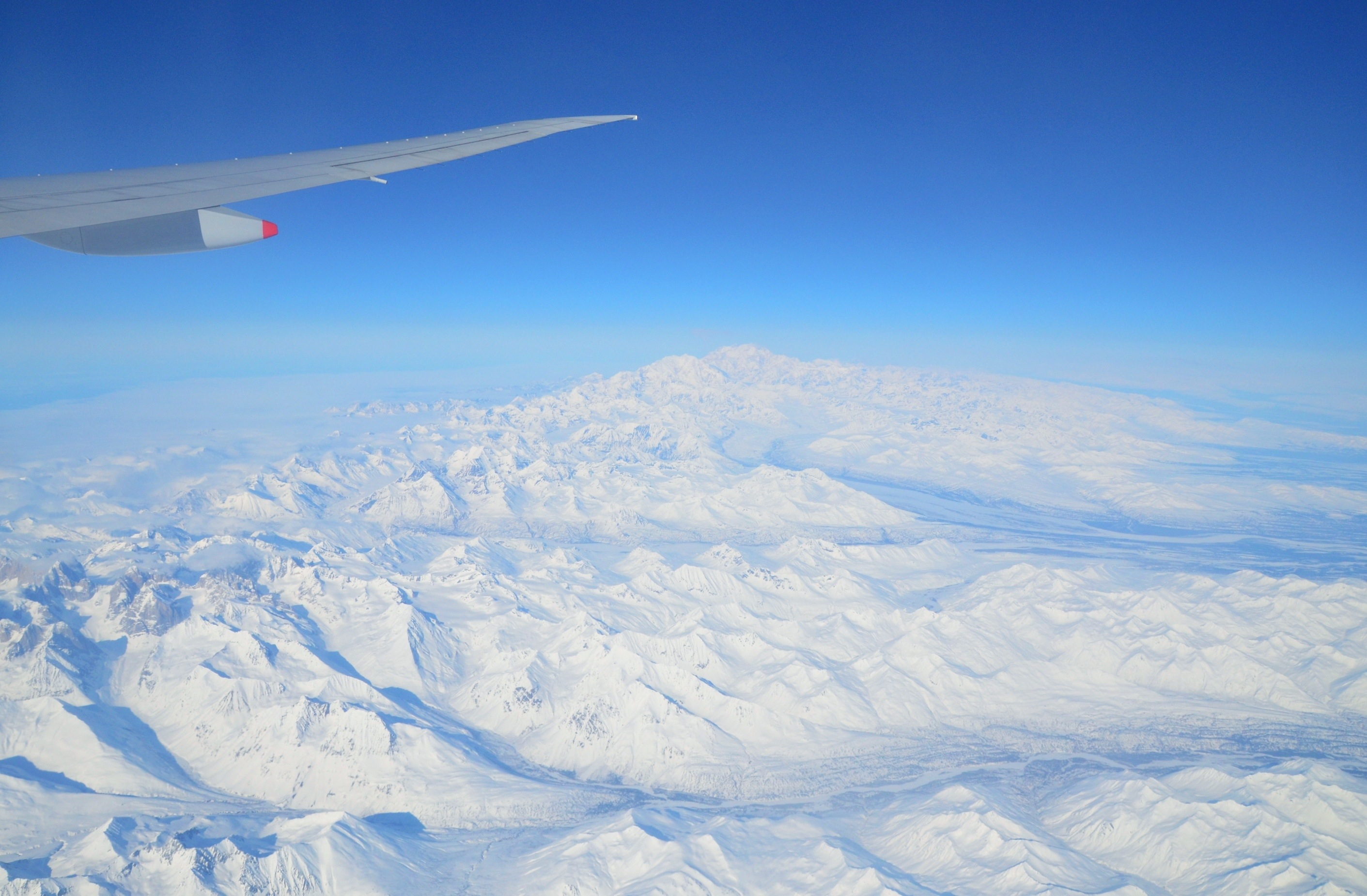 You really can see russia from alaska from an airplane the you really can see russia from alaska from an airplane publicscrutiny Images