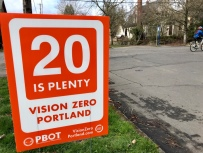 20 is Plenty #visionzero